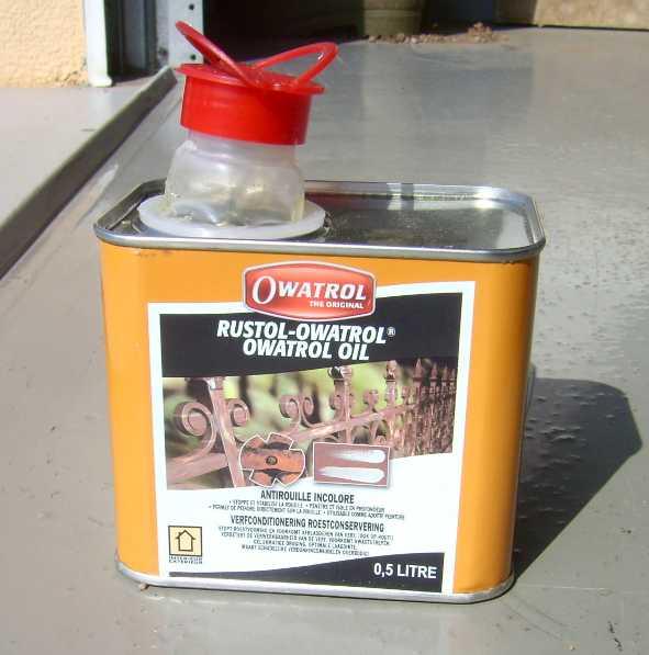 Corrosion Berceau Moteur