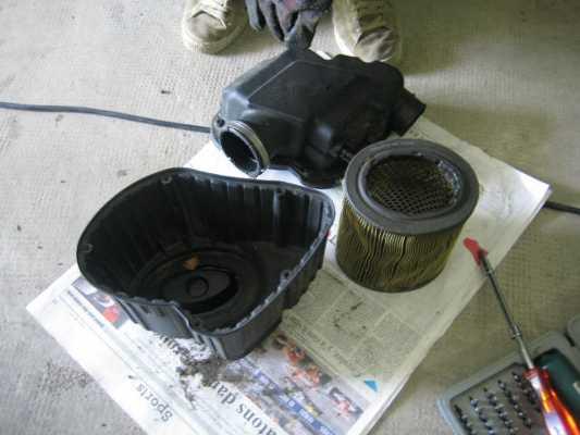 Filtre a air saxo diesel